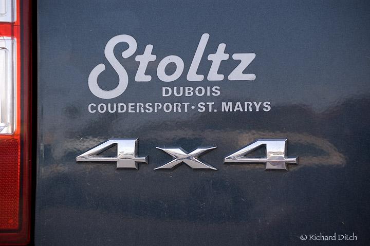 Stoltz logo