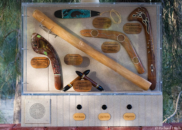 Aboriginal Display