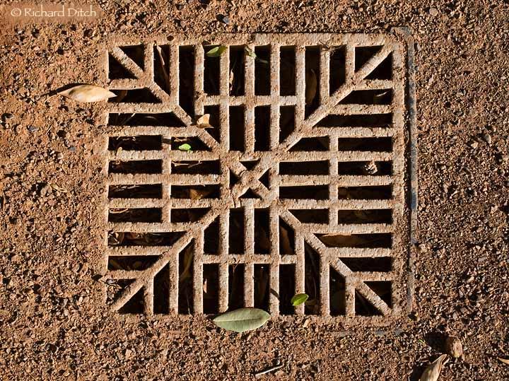 Outdoor drain