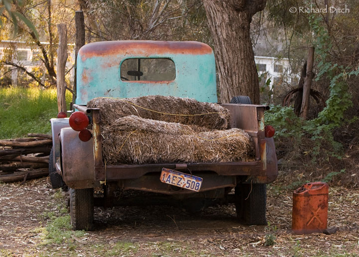 Drover's Truck Exhibit
