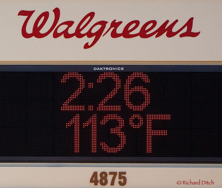 Phoenix Temperature