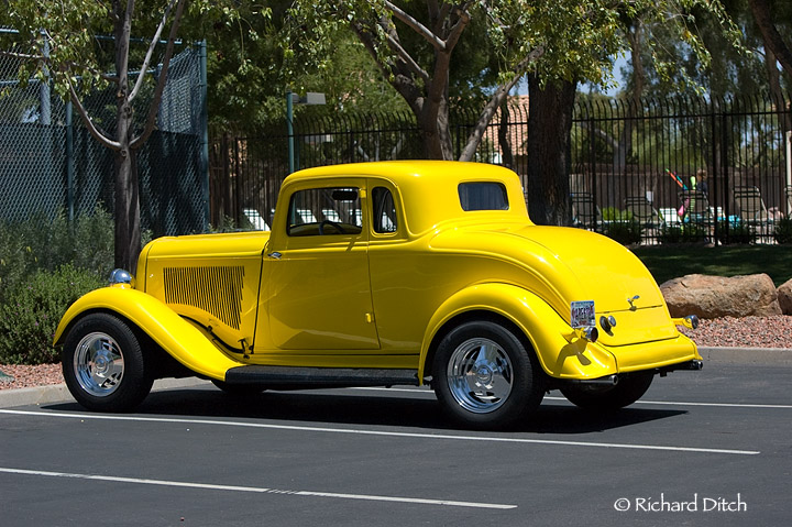 Five Window Coupe