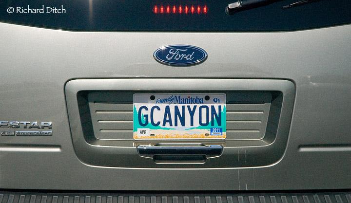 GCANYON Manitoba