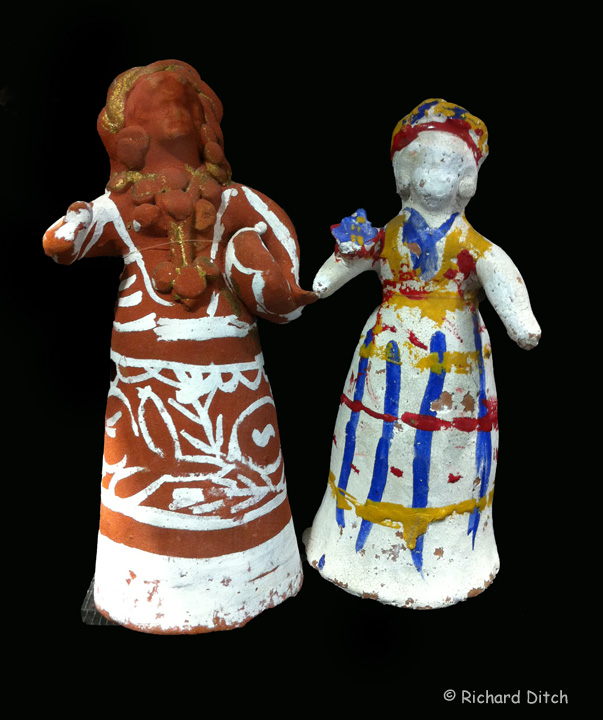 Mexican Figurines