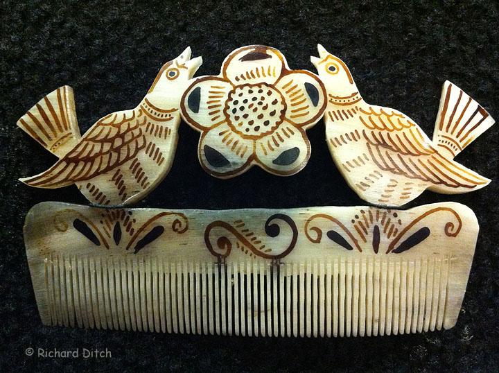 Mexican Comb